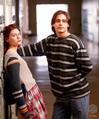 My So-Called Life: Claire Danes and Jared Leto